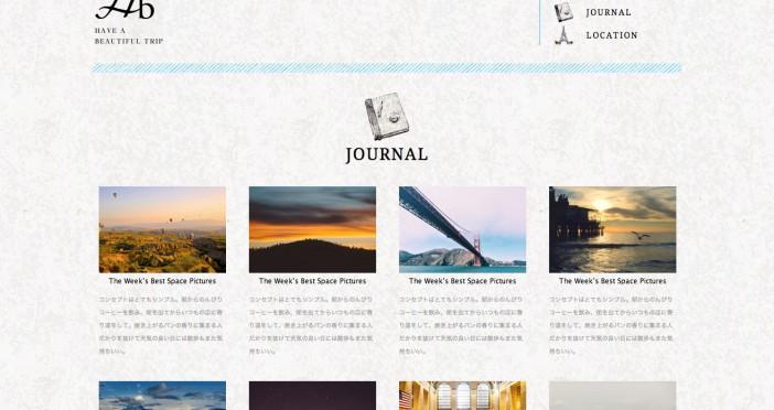 jQuery PhotoSwipeデモ画面